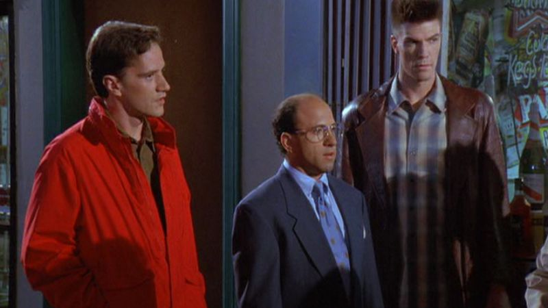 Image result for Bizarro george seinfeld
