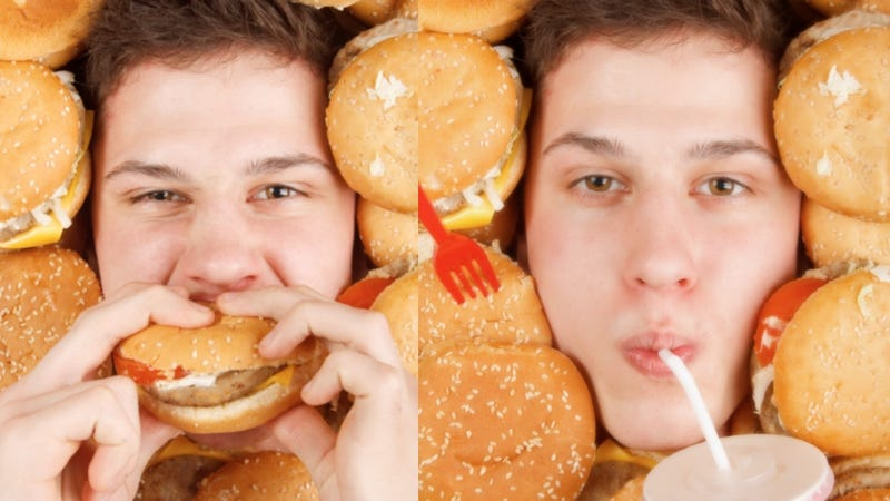 Corn Syrup In Fast Food Make Us Fat