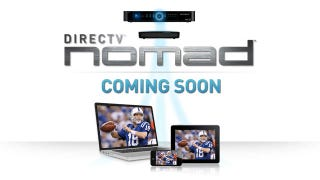 Illustration for article titled DirecTV Nomad Will Let You Download Satellite Video to Almost Anything You Want