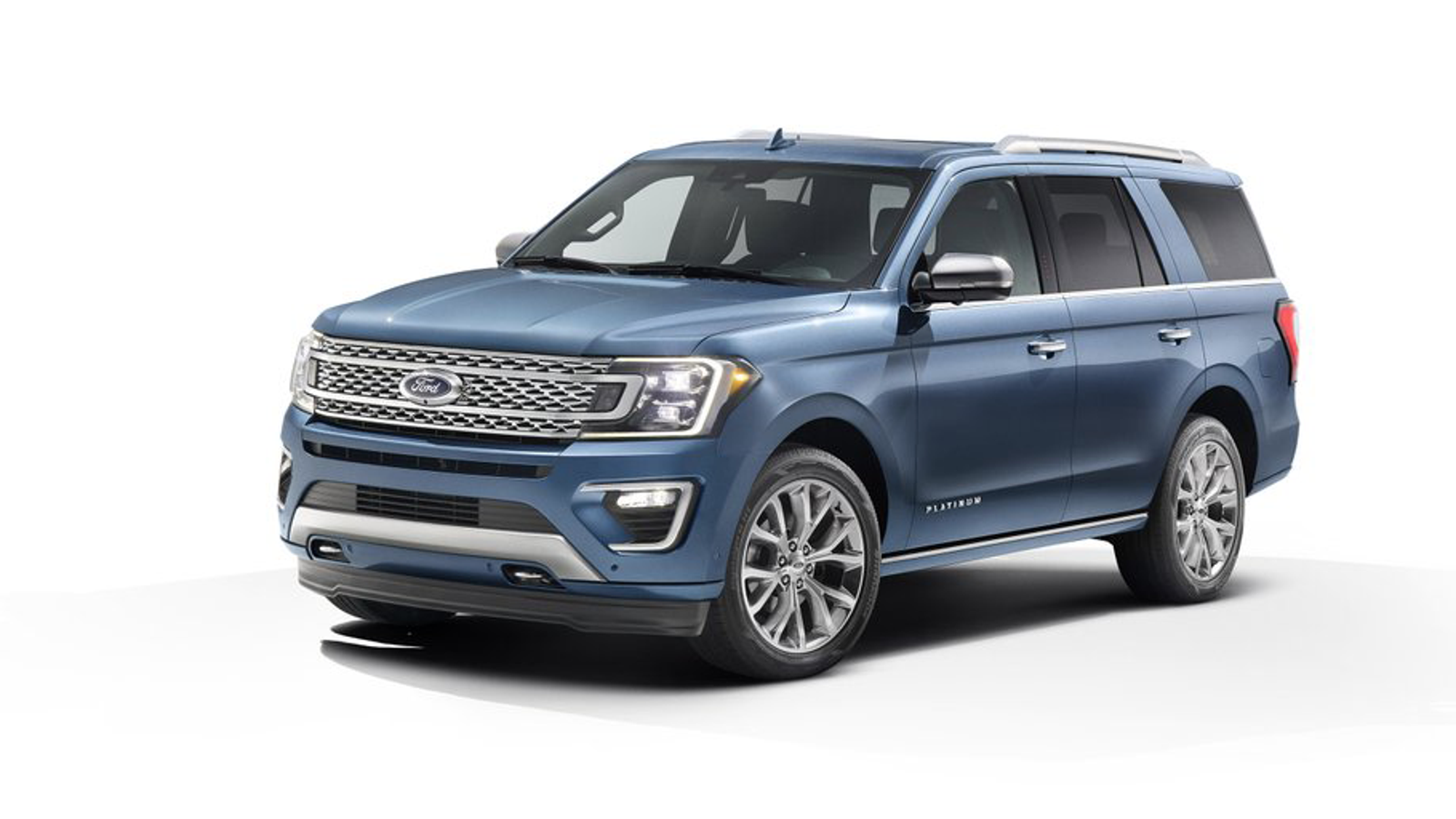 Here's What The New 2018 Ford Expedition Looks Like