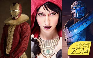 Illustration for article titled The Best Cosplay Of 2014