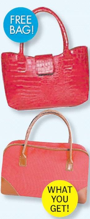Illustration for article titled Vogue Readers Don't Get The Bag; Filene's Basement On The Block