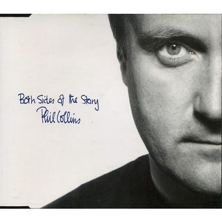 Illustration for article titled Both Sides of Phil Collins