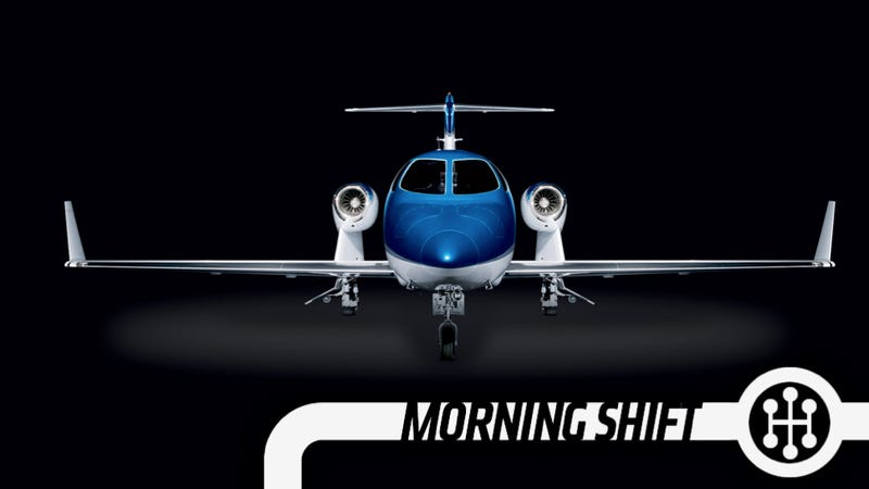 Illustration for article titled HondaJet Closer To Production, Further From Certification