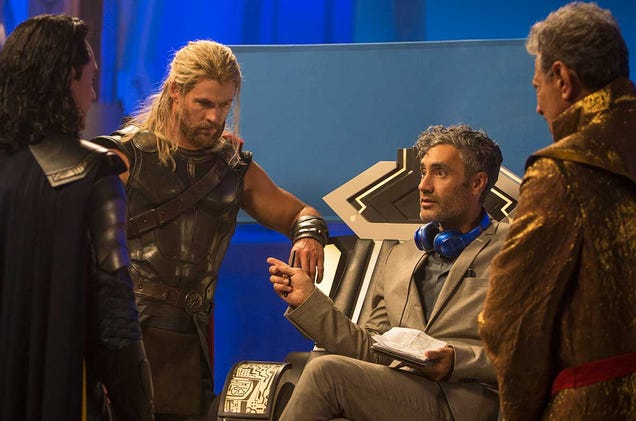 Is Thor: Love and Thunder the Craziest Thing Taika Waititi s Ever Done?