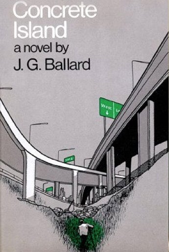 Illustration for article titled Christian Bale is ready to go insane on J.G. Ballard's Concrete Island
