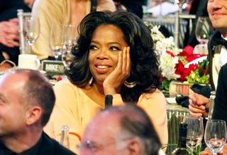 Giver-in-Chief Oprah Winfrey