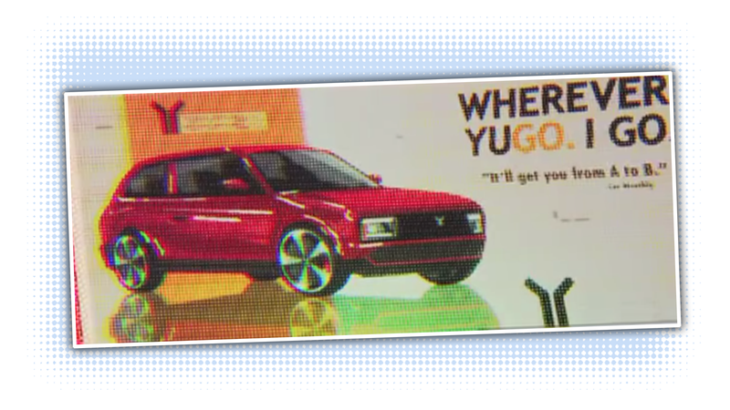 Illustration for article titled The Most Important Thing About The New Spider-Man Trailer Is That There's A New Yugo
