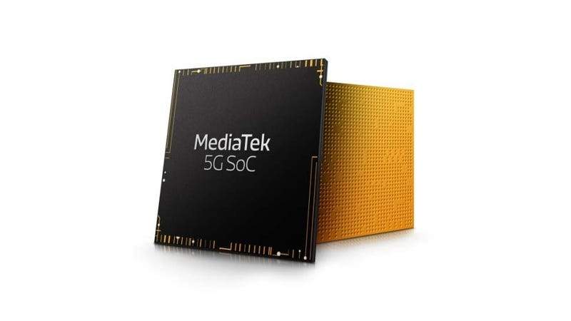 MediaTek's new 5G-enabled chip is just the kind of competition Qualcomm needs