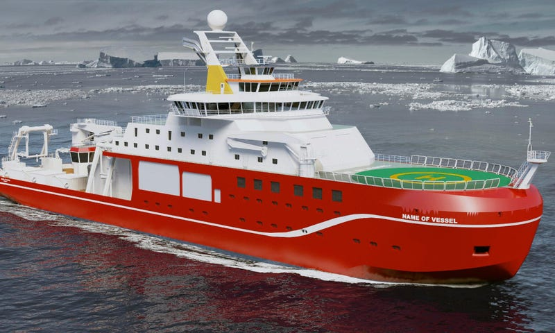 Illustration for article titled Boaty McBoatface Will Not Be CalledBoaty McBoatface After All