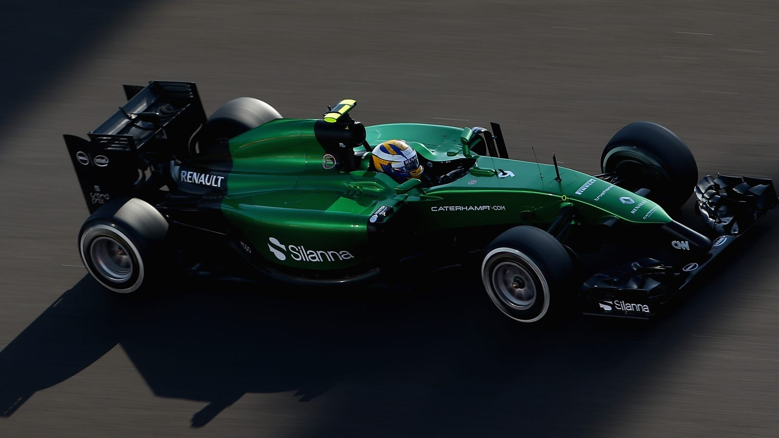 Success Caterham Will Race At Abu Dhabi After All