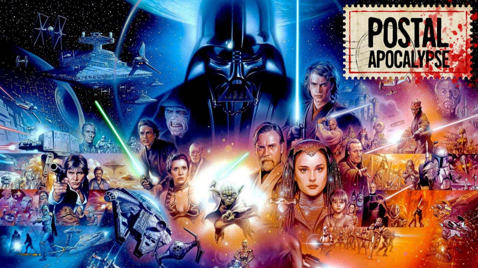 What's the Best Order to Watch All the Star Wars Movies Now?!