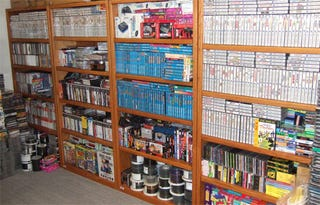 Illustration for article titled Sega Find Room Containing Every Sega Game Ever Made