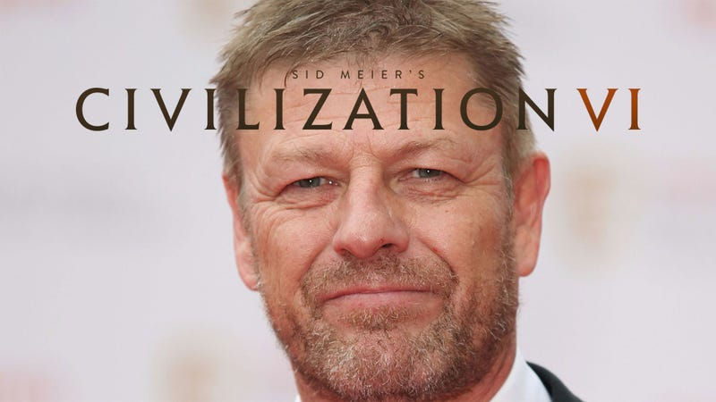 Illustration for article titled Sean Bean Is Magnificent In Civilization VI