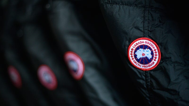 uk high school bans canada goose to poverty proof school