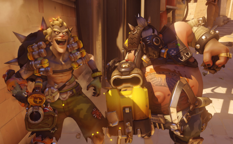 Overwatch Players Are Making Custom Sex Role-Play Rooms Now-5397