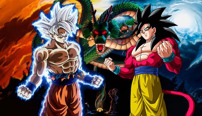 "Illustration for article titled ""Dragon Ball Super´s next season already exist. Its called: Dragon Ball GT""- Toriyama"