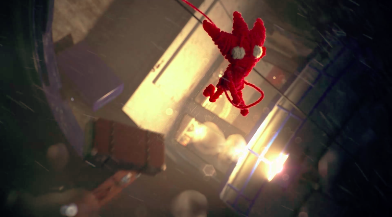 Illustration for article titled Yarn Game Unravel Gets A Co-op Sequel, Out Today