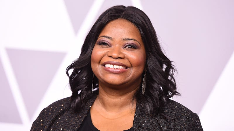 Actor Octavia Spencer attends the 90th Annual Academy Awards Nominee Luncheon on February 5, 2018 in Beverly Hills, California.