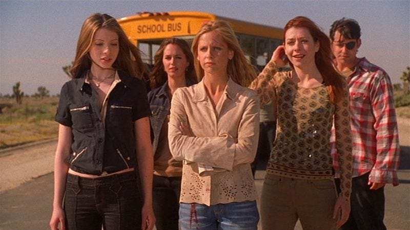 Neither death nor cancellation could stop Buffy. (Screenshot: Buffy The Vampire Slayer)