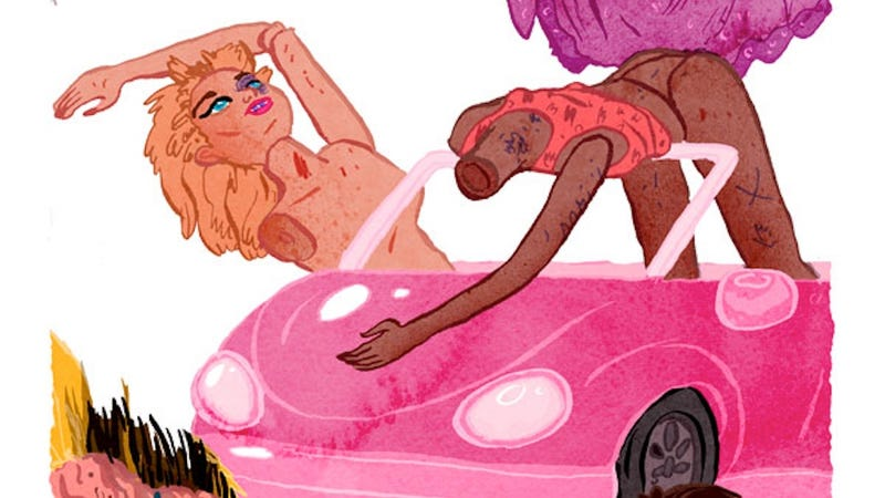 Illustration for article titled The Book of Jezebel: B Is For Barbie