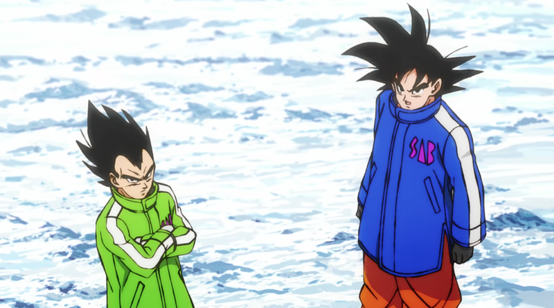 Illustration for article titled People Love Goku And Vegeta's New...Jackets