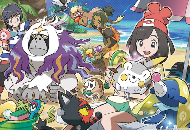 Illustration for article titled Tips For PlayingPokémonSun and Moon