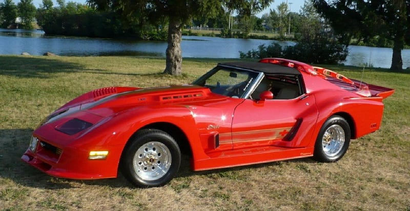 For 39 900 Get Ready To Have A Corvette Summer
