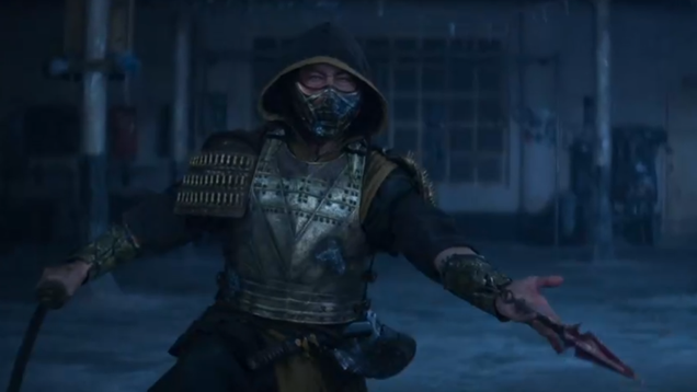 The First Trailer for Mortal Kombat Is a Bloody Good Time
