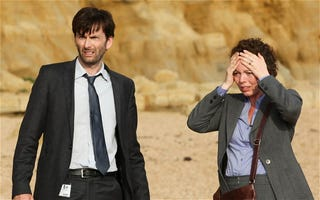 Illustration for article titled Is anyone here watching Broadchurch?