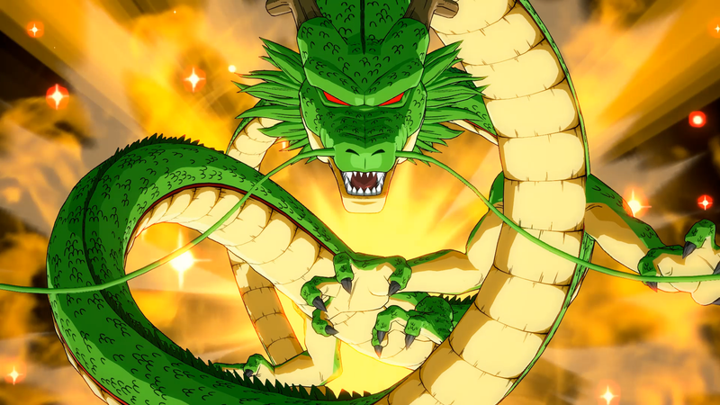 Illustration for article titled Dragon Ball FighterZ's Magical Wish-Granting Dragon Actually Made A Tournament Appearance