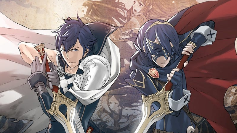 Illustration for article titled Fire Emblem: Awakening's Amazing Musical Milieu