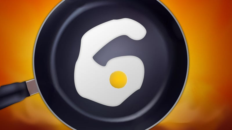 Illustration for article titled Six Different Ways to Cook the Perfect Fried Egg