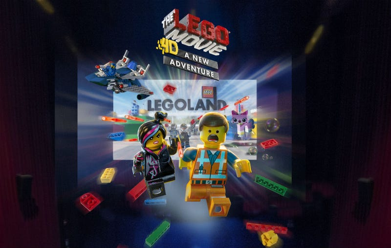 Illustration for article titled The FirstLego Movie Sequel Will Be Even More Meta