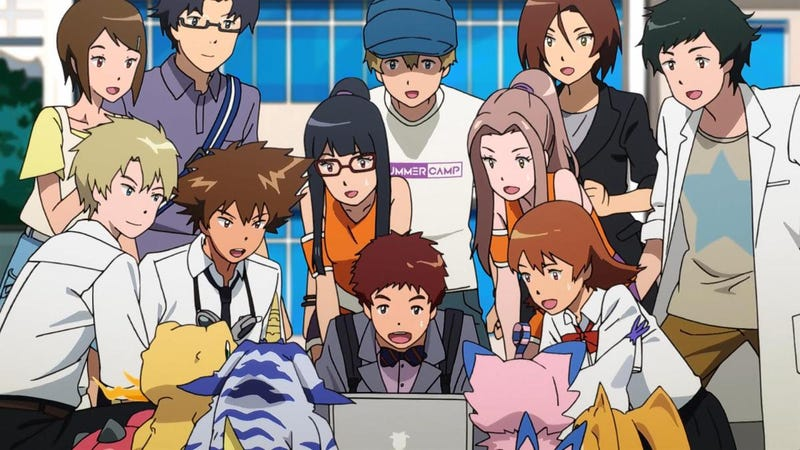 Illustration for article titled Digimon Adventure Tri: Impressions
