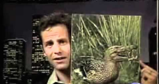"Illustration for article titled Kirk Cameron's ""Crocoduck"" Came Back To Bite Him In The Ass"