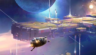 Illustration for article titled Bestselling Scifi Author John Scalzi Is Beginning a Brand New Space Opera