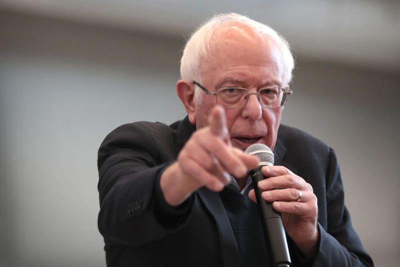 Illustration for article titled Bern Victim: If Rumors Are True, Bernie Sanders Is Going to Have to Explain Why He Reportedly Told Elizabeth Warren a Woman Can't Win