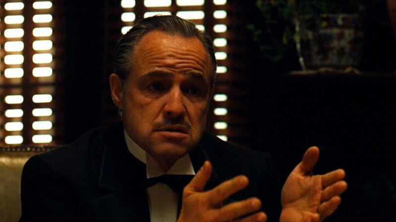 Illustration for article titled Paramount sues to stop that Godfather prequel from being published