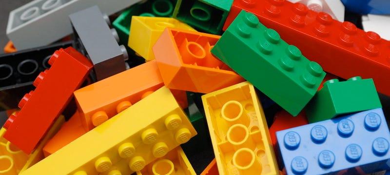 Piezas de Lego. Wikimedia Commons