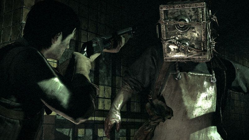Illustration for article titled The Evil Within is torture porn, and the victim is the player