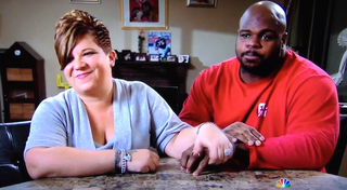 Illustration for article titled Talking Shit About Vince Wilfork's Wife Is Not A Good Idea [Update]