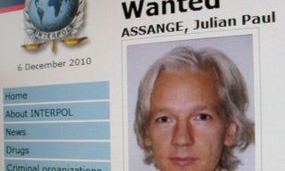 Illustration for article titled Wikileaks' Julian Assange Has Been Arrested (Updated)