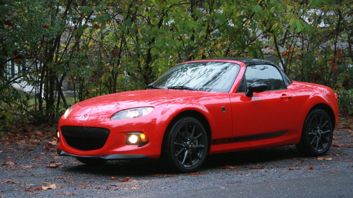 Mazda miata club sport
