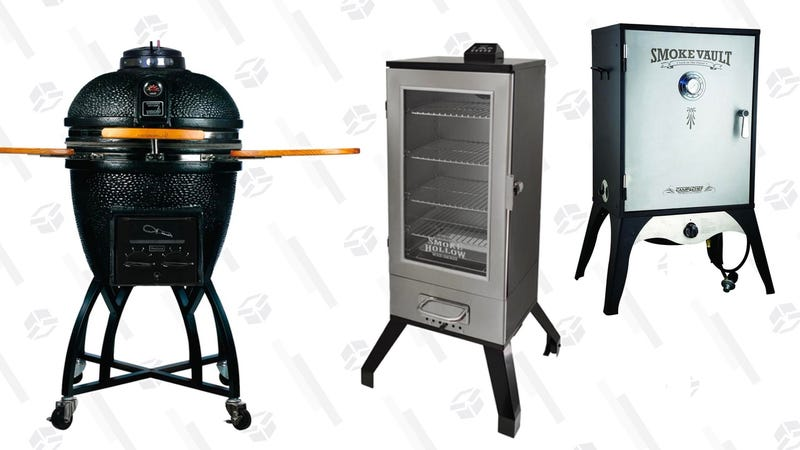 Up to 20% off Grills and Smokers | Home Depot