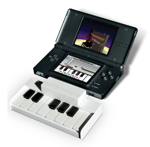 Illustration for article titled Tickle Real (Fake) Ivories on the DS