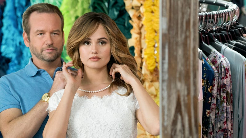 Dallas Roberts and Debby Ryan star in Insatiable