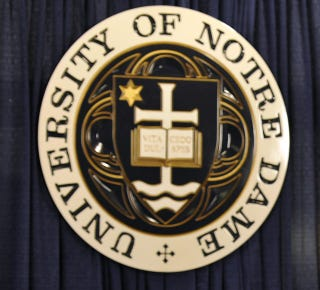 Illustration for article titled Officials Won't Prosecute Notre Dame Assault Case