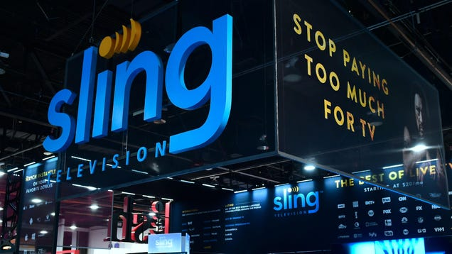Sling TV Prices Are Going Up Now, Too
