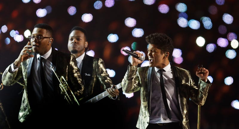 Illustration for article titled Reports: Bruno Mars Invited To Perform At Super Bowl Halftime Show